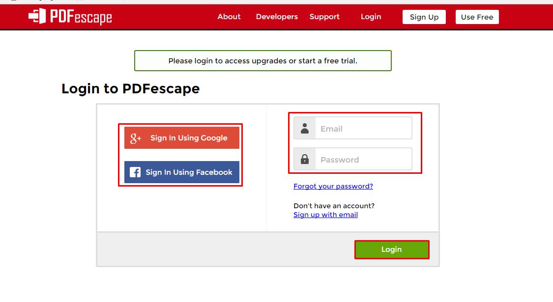 Troubleshooting PDFescape Desktop Activation - Help and